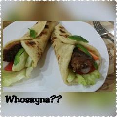Whosayna's Donner Kebabs