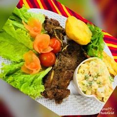 Whosayna's Tbone Steak