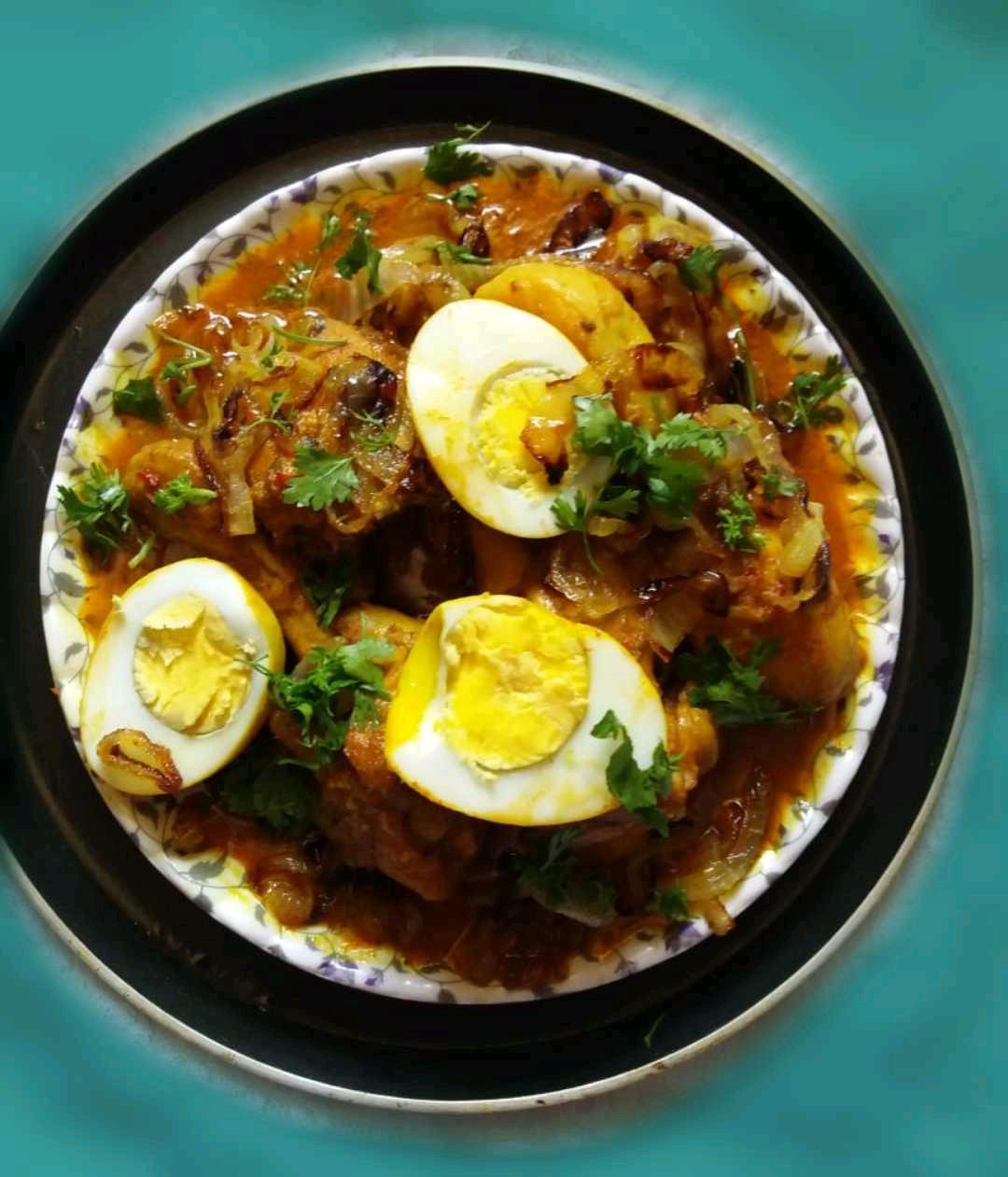 Chicken Dak Bunglow...An Authentic Lost Recipe