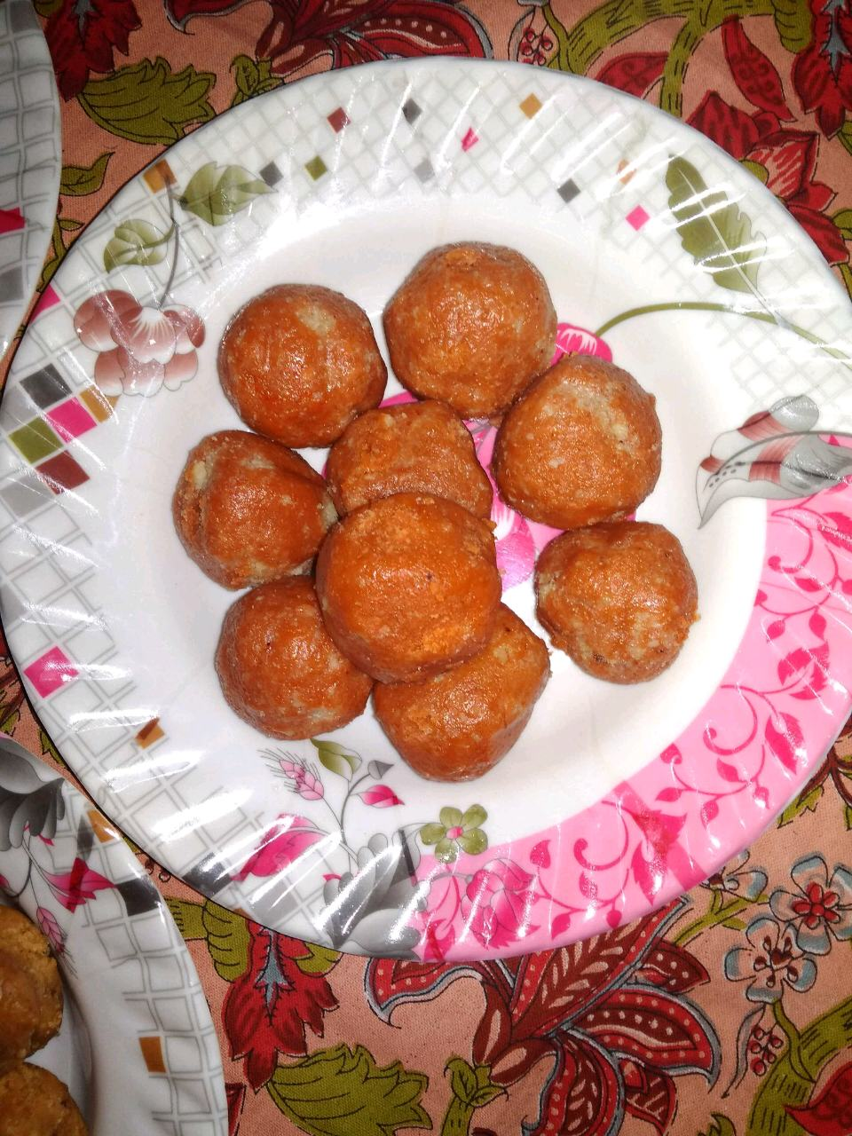 Buiscuit Mawa Laddu
