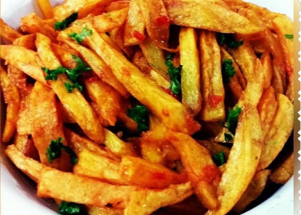 Chilli Fries