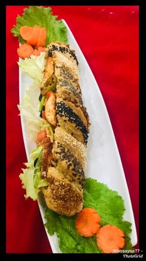 Whosayna's Tikka Subway Sandwiches