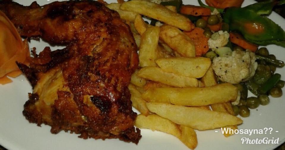 Spicy Crispy Fried Chicken