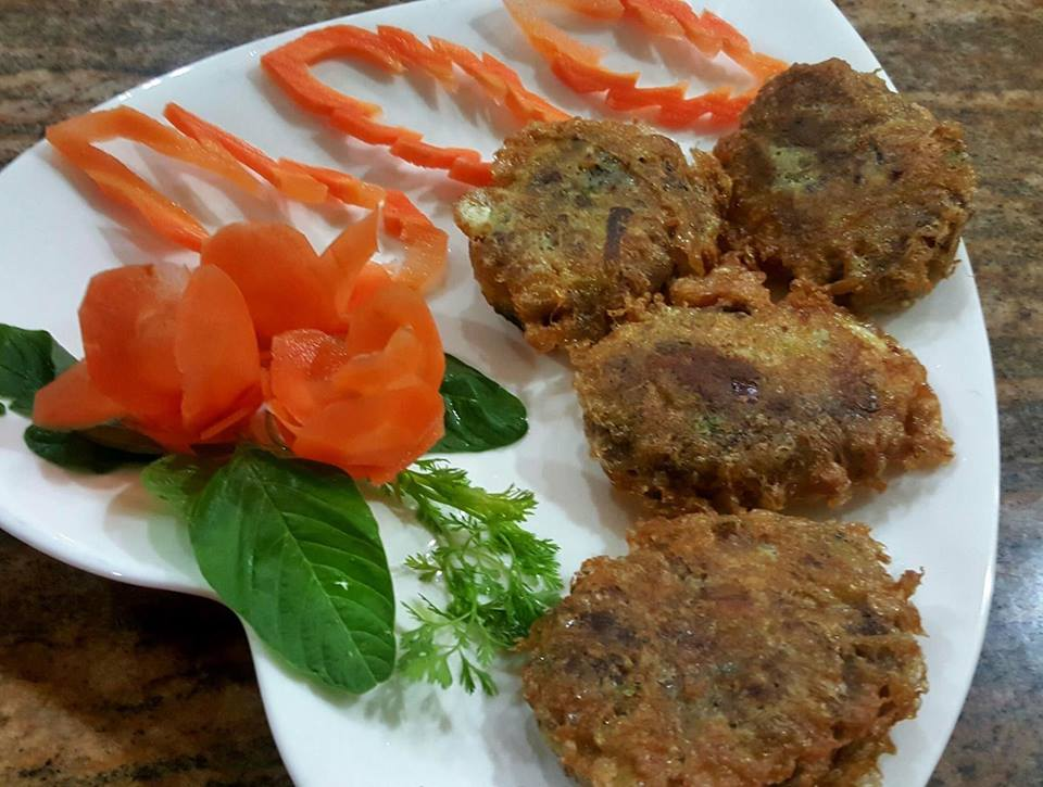 Shredded Meat Cutlets
