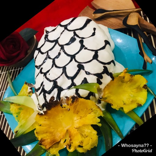 Whosayna's Pineapple Cake