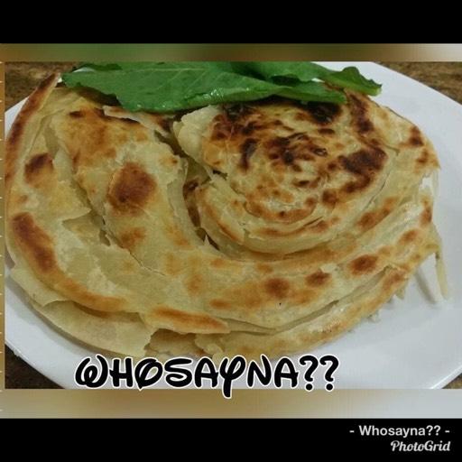 Whosayna's Malabari Paratha