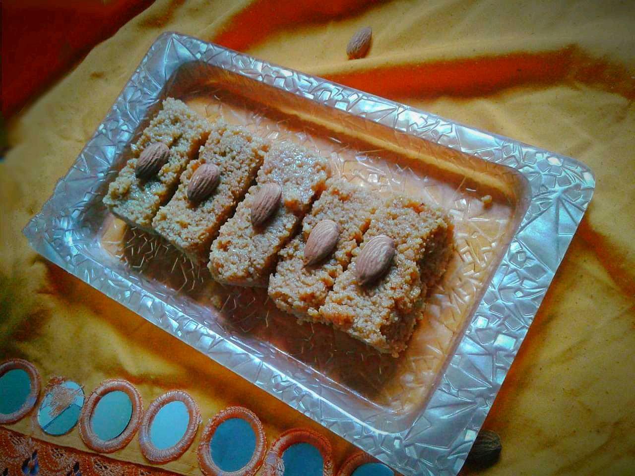 Cocoa Milk Cake