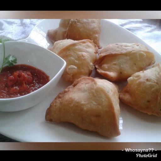 Whosayna's Punjabi Samosas