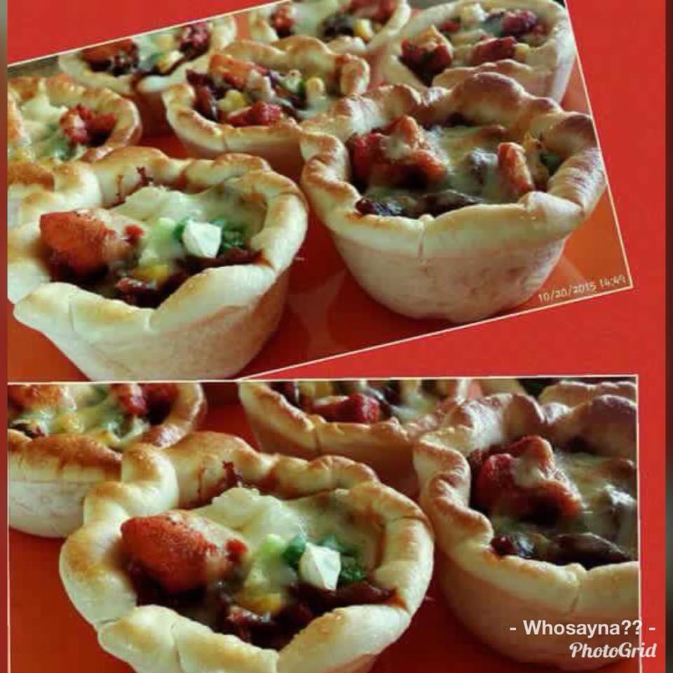Popitz/Pizza Cuppies