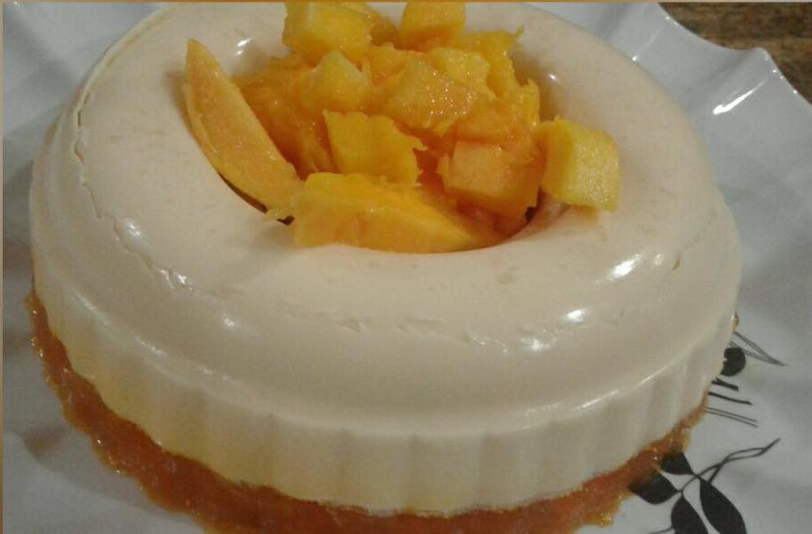 Pinna Cotta Pudding