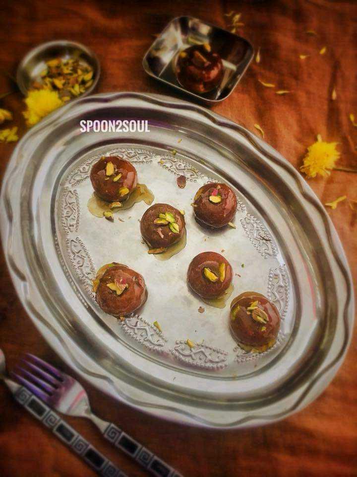Sugar-free Sathumaavu( Healthmix)Badushas