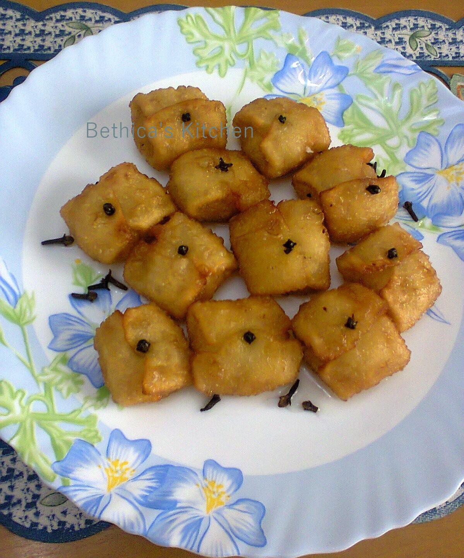 Lobongo Lotika (Bengali Traditional Festive  Dessert)