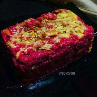 Gulab Jamun Pink Delight Terrine