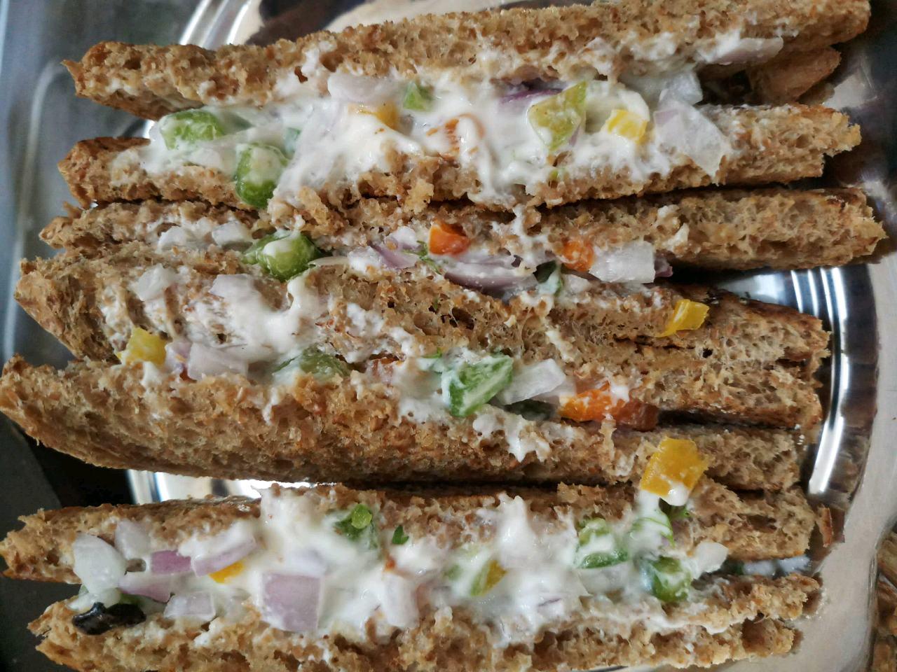 Yoghurt Sandwich