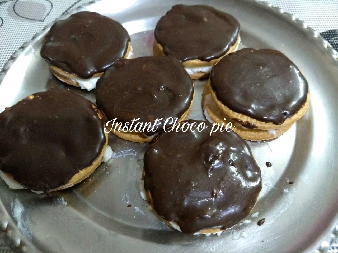 Instant Choco Pie