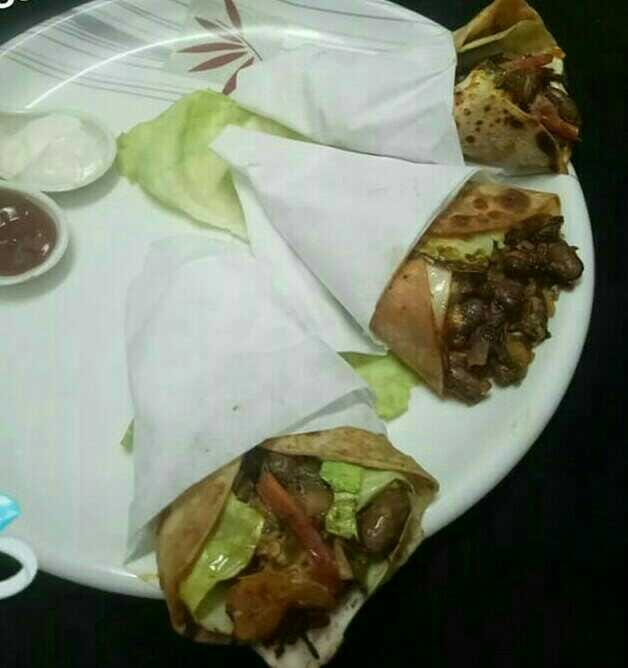 RAJMA CHEESE WRAP'S