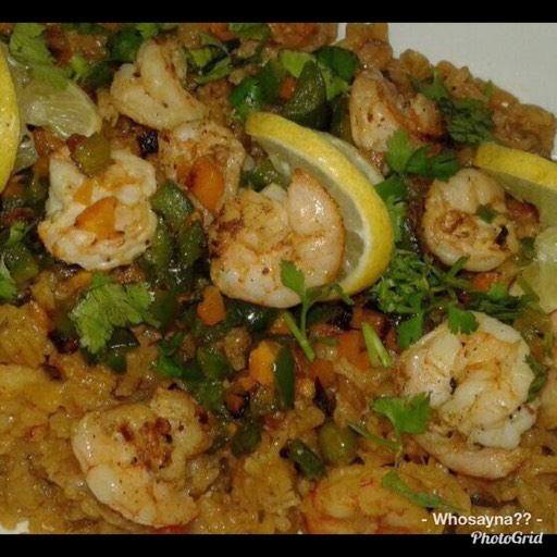 Whosayna's Traditional Paella