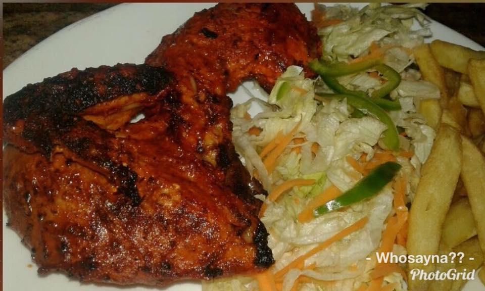 Chatpataa Chicken Tikka
