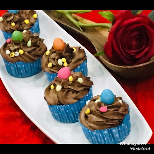 Whosayna's Chocolate Cuppies