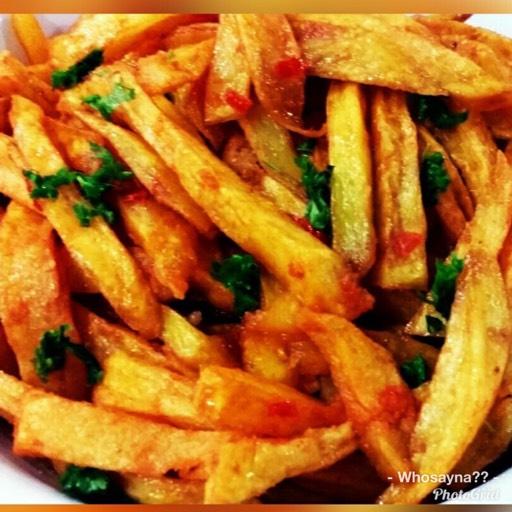 Whosayna's Pilipili Fries