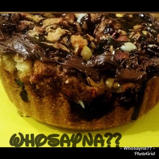 Whosayna's Marble Cake