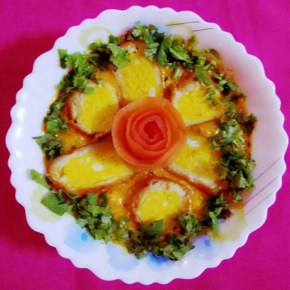 NargishiKofte (pure vegetarian)