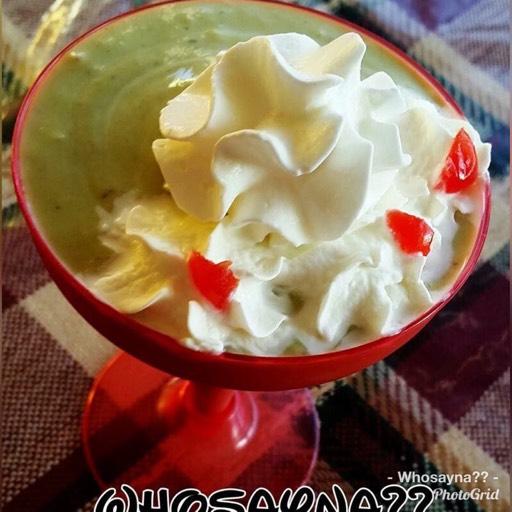 Whosayna's Avocado Cream