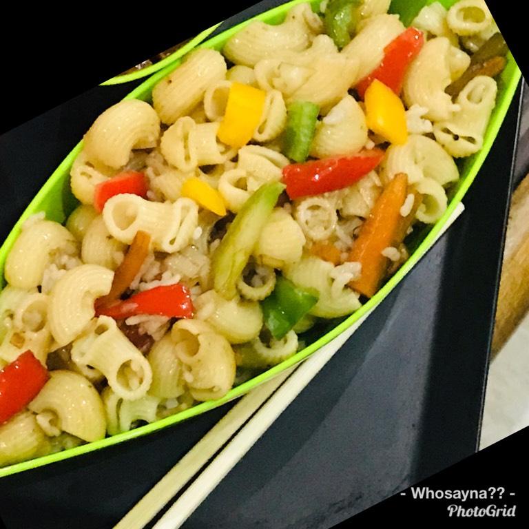 Whosayna's Mac n Rice