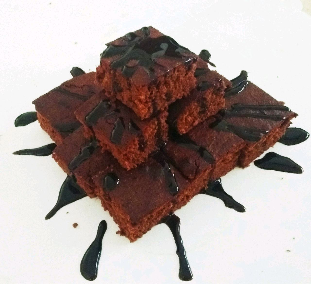 3 Ingredient Brownie