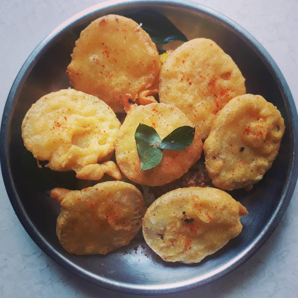 Potato pakoda