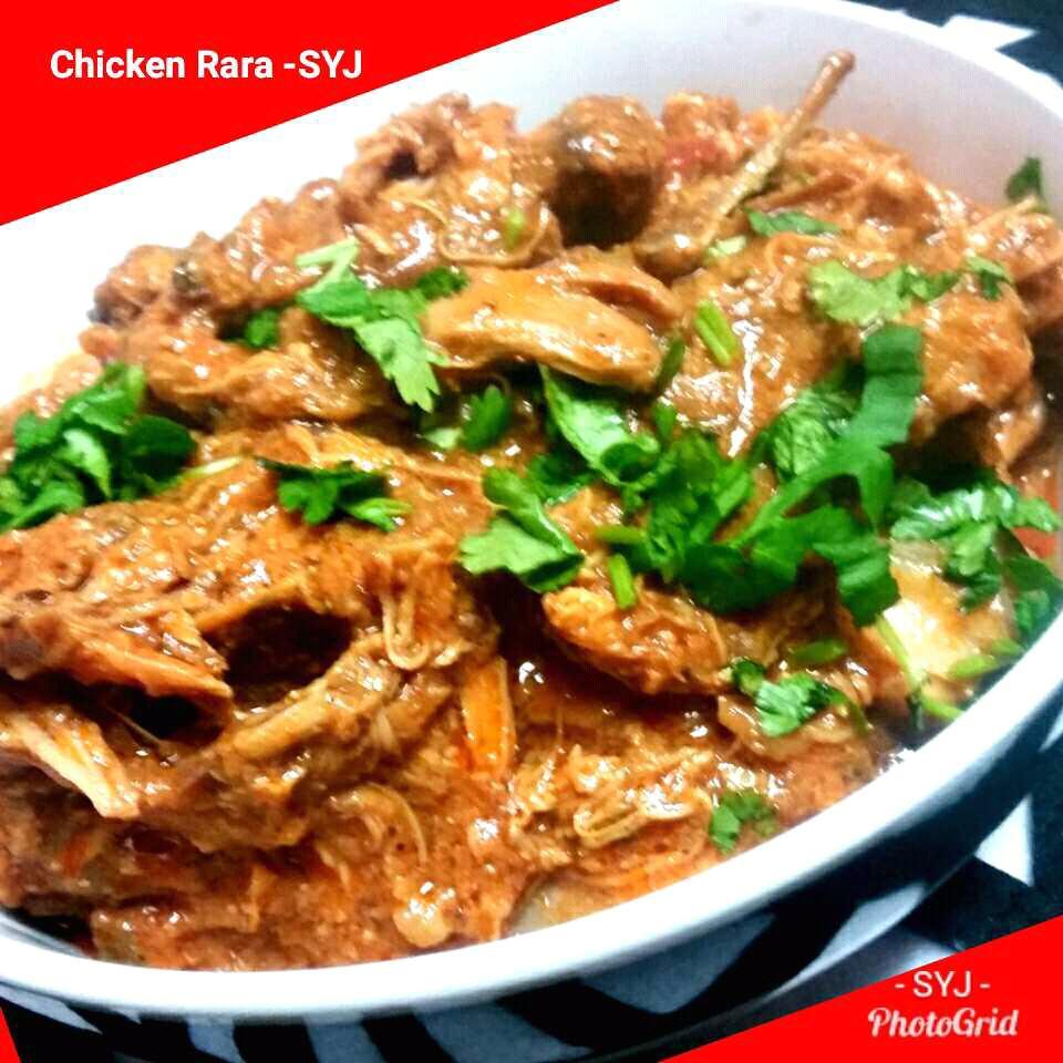 Chicken Rara