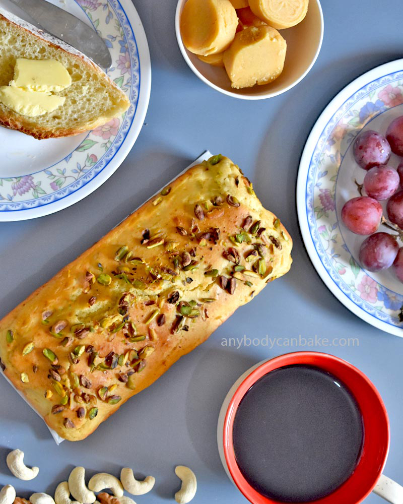 Cake Recipe with Leftover Indian Sweets