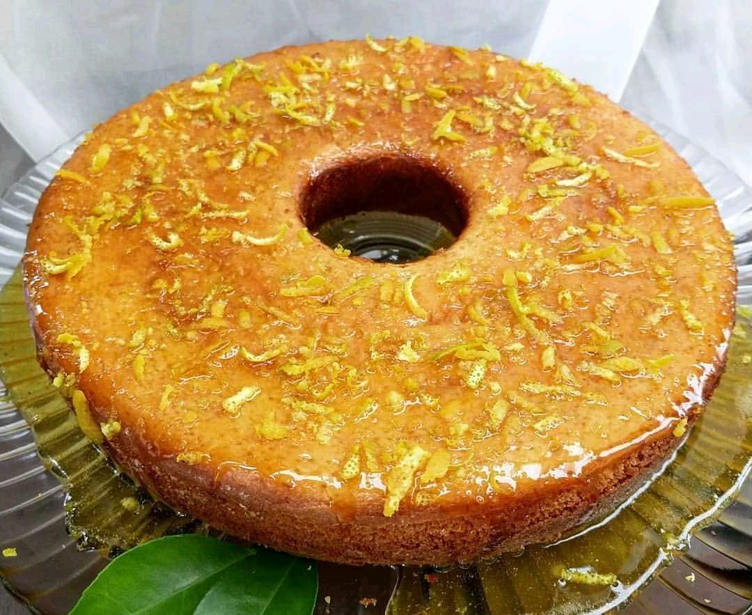 Orange Caramelized Cake