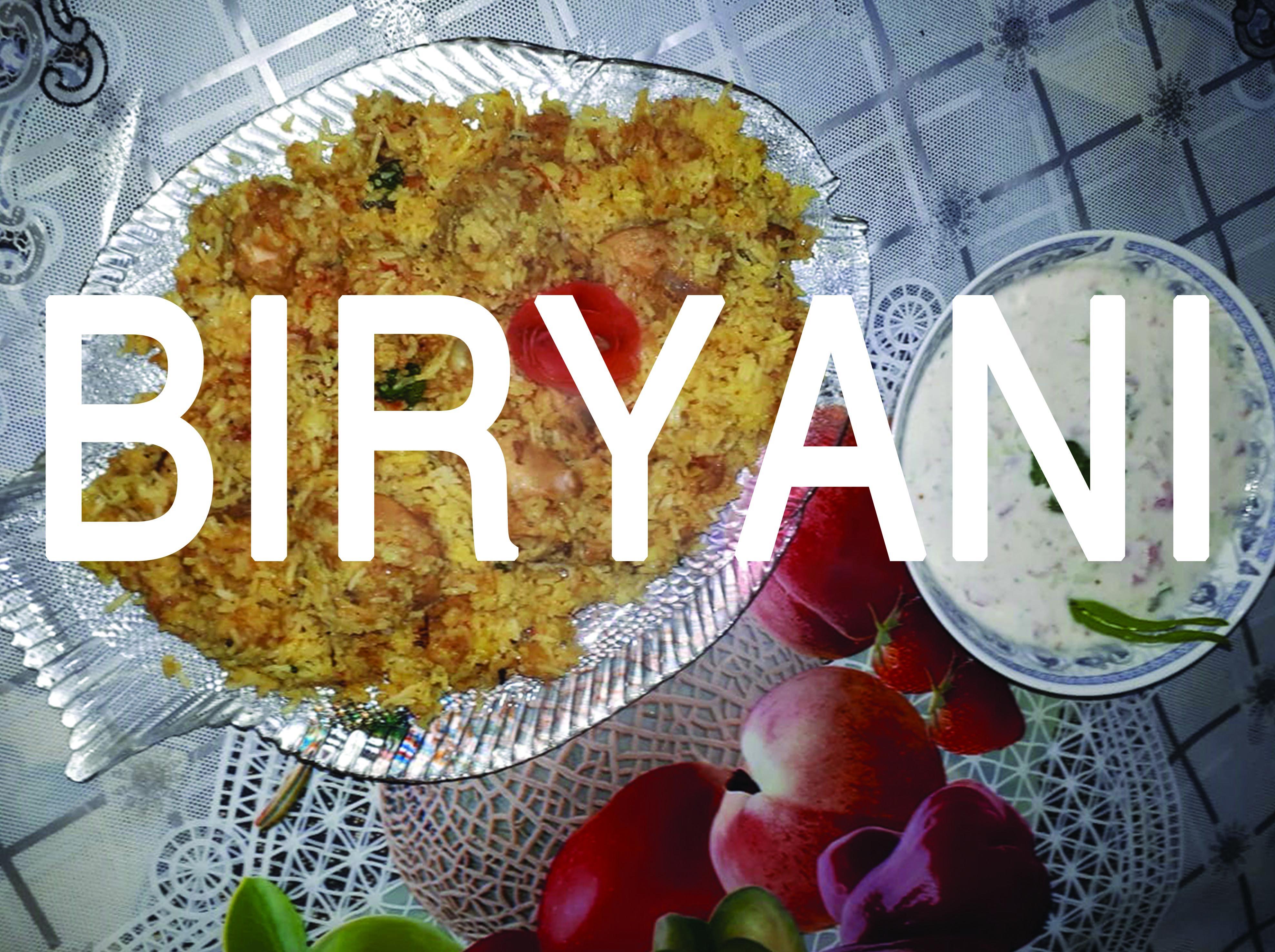 Chicken Biryani Yummilicious