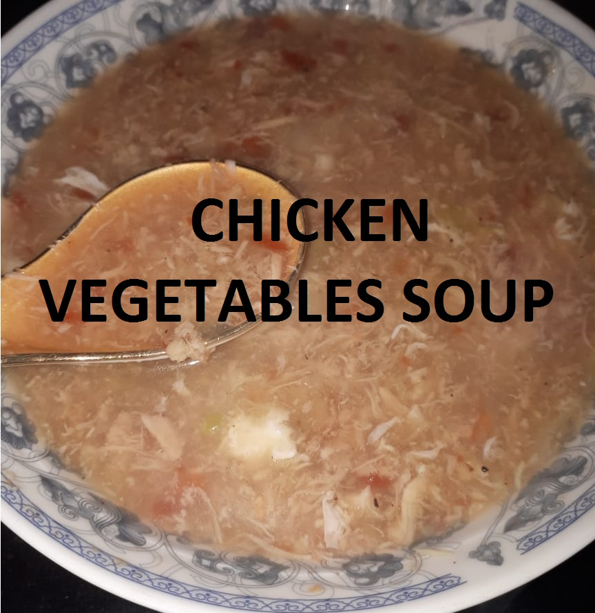 Chicken Veg Soup | Love in Winter