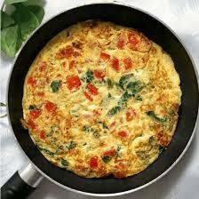 Omelette with Az Kitchen