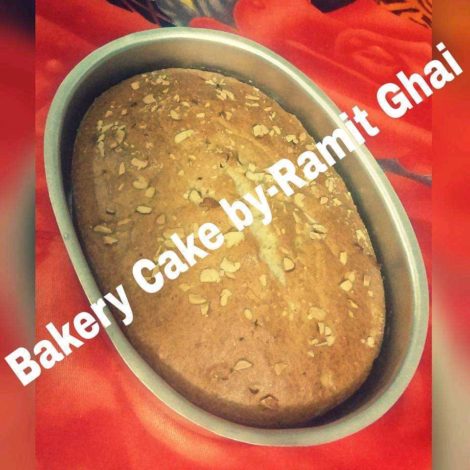 Whole Wheat Bakery Cake