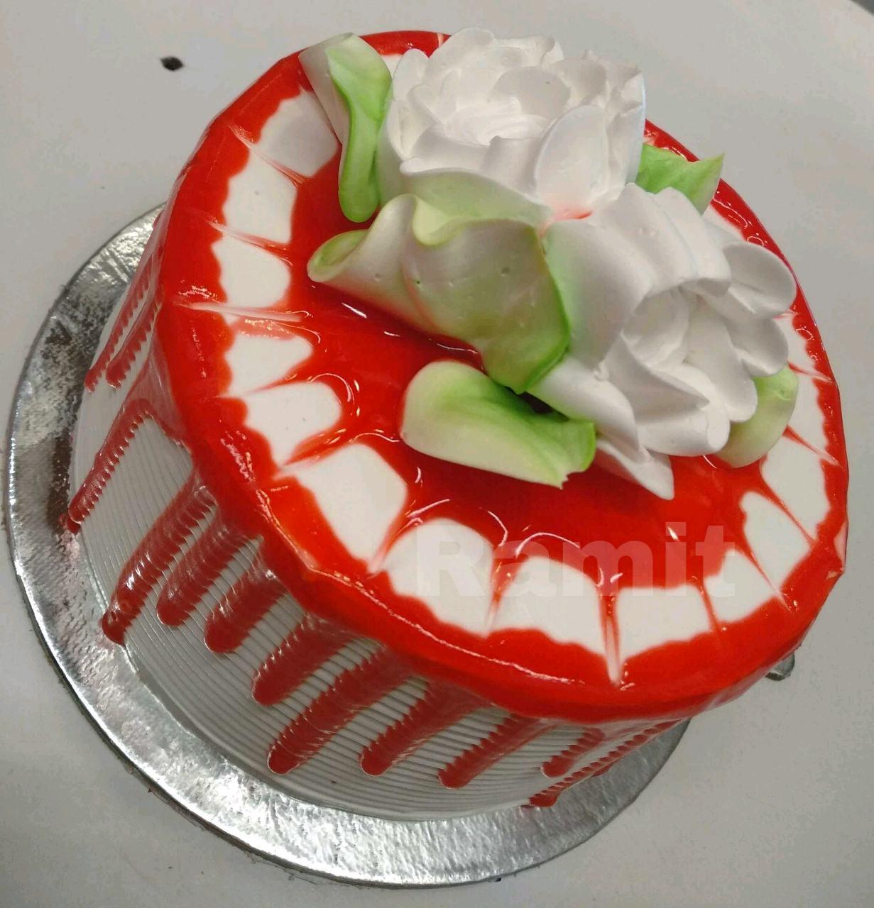 Apple Jelly Cake
