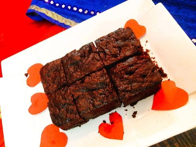 5 Minutes Brownie