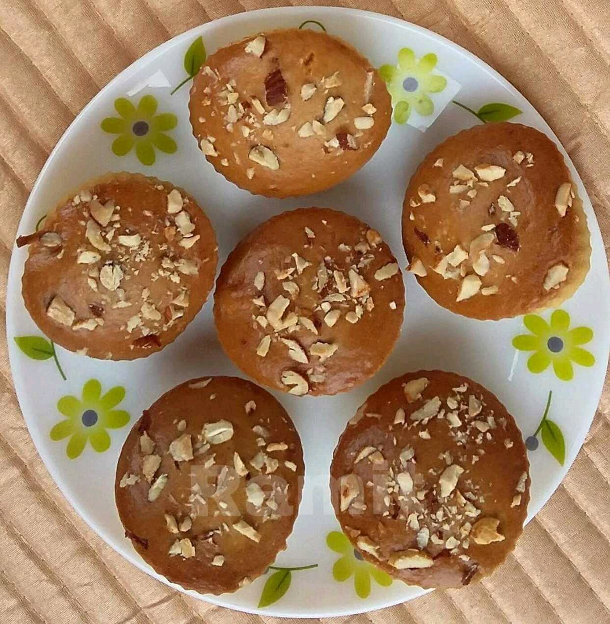 Dry-Fruit Muffins