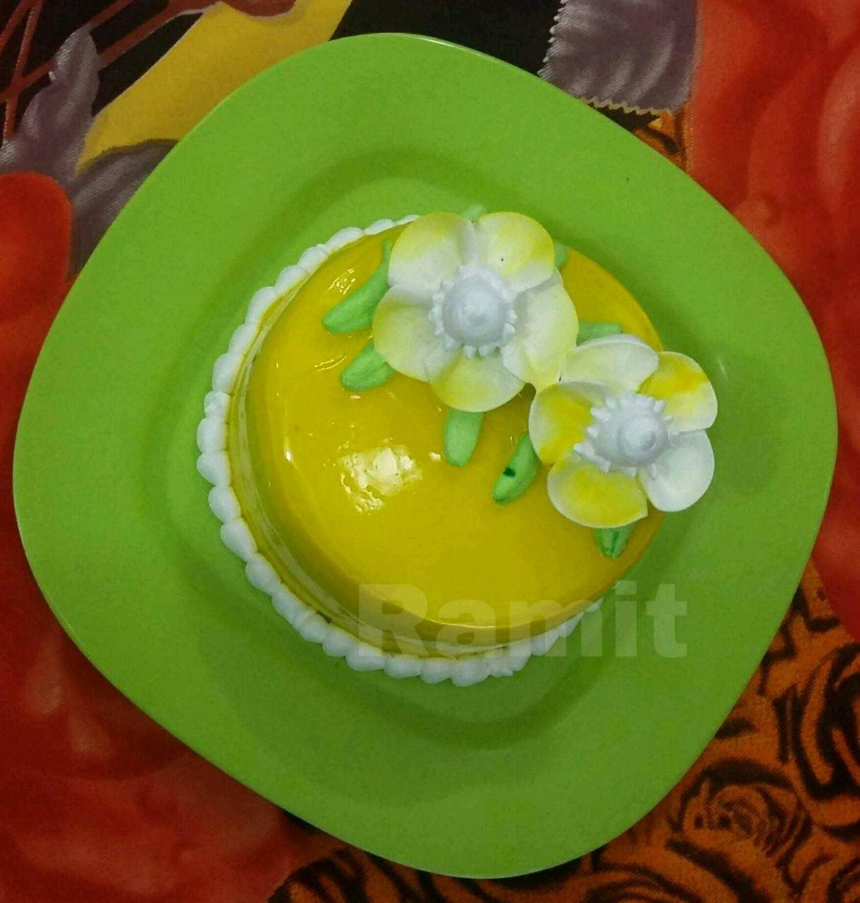 Vanilla Jelly Cake