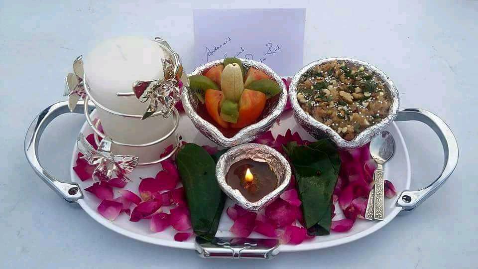 Andaman's special richi rich....(Tri Colour Special Dessert Of Andaman & Nicobar Island)