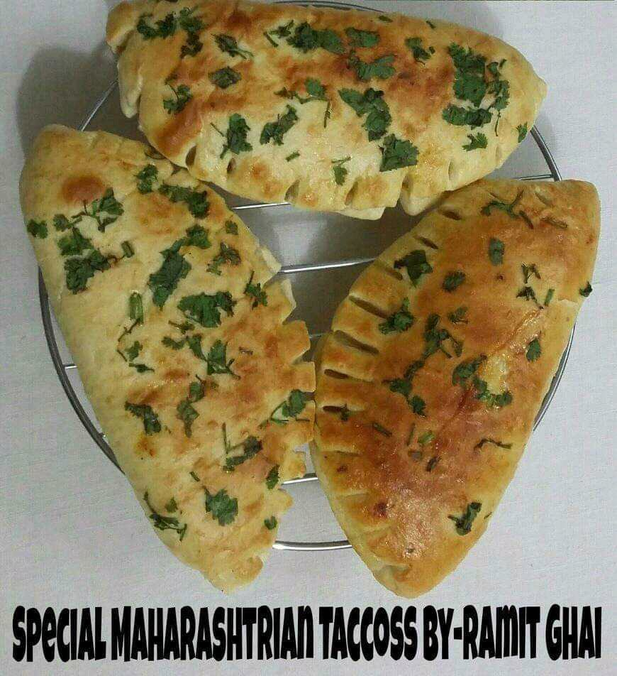 Special Maharashtrian Taccoss (Natural Baked Orange Brown Taccoss)