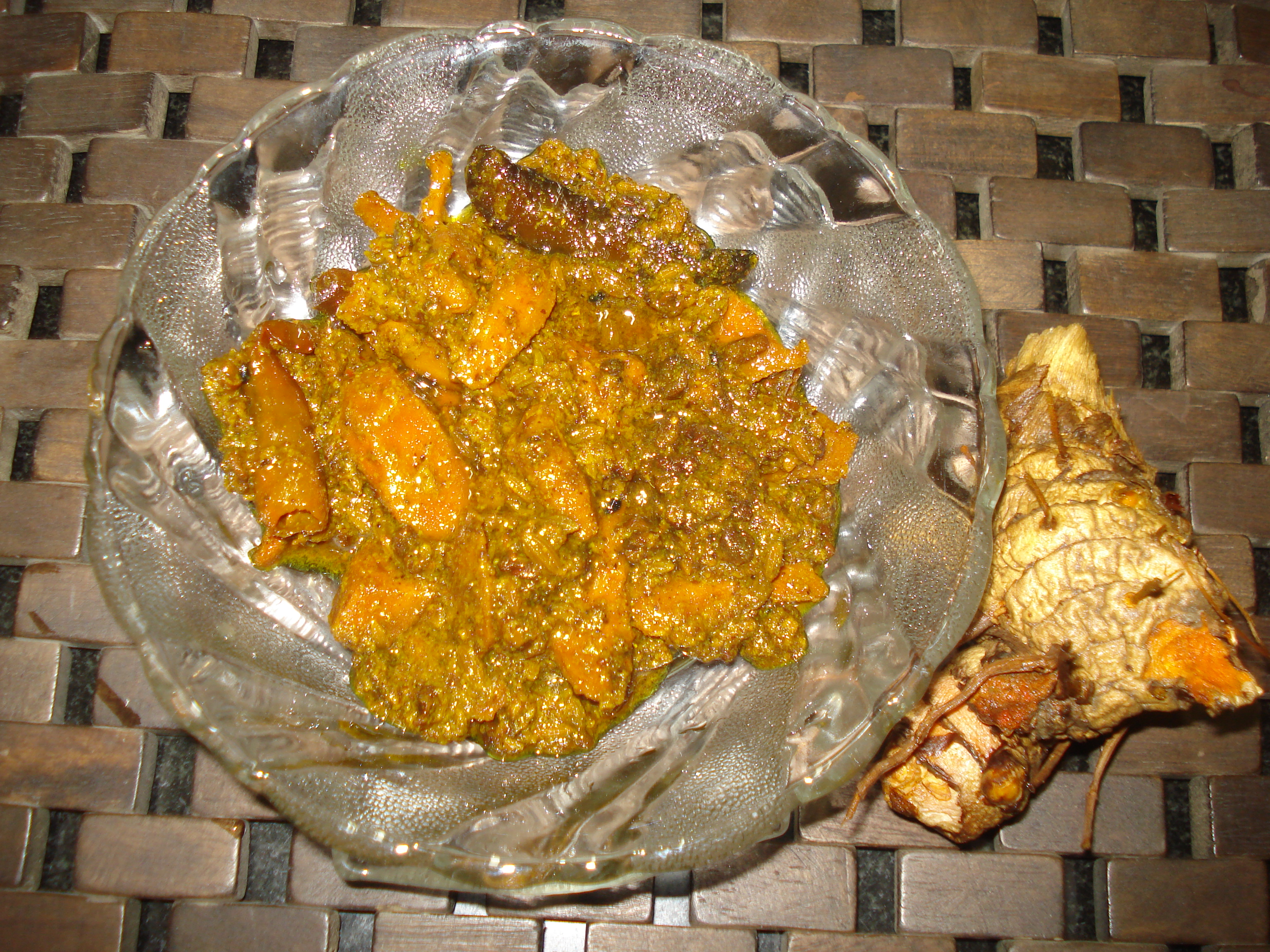 Kachhi Haldi ka Acha(Raw turmeric pickle)(Useful and medicinal haldi pickle)