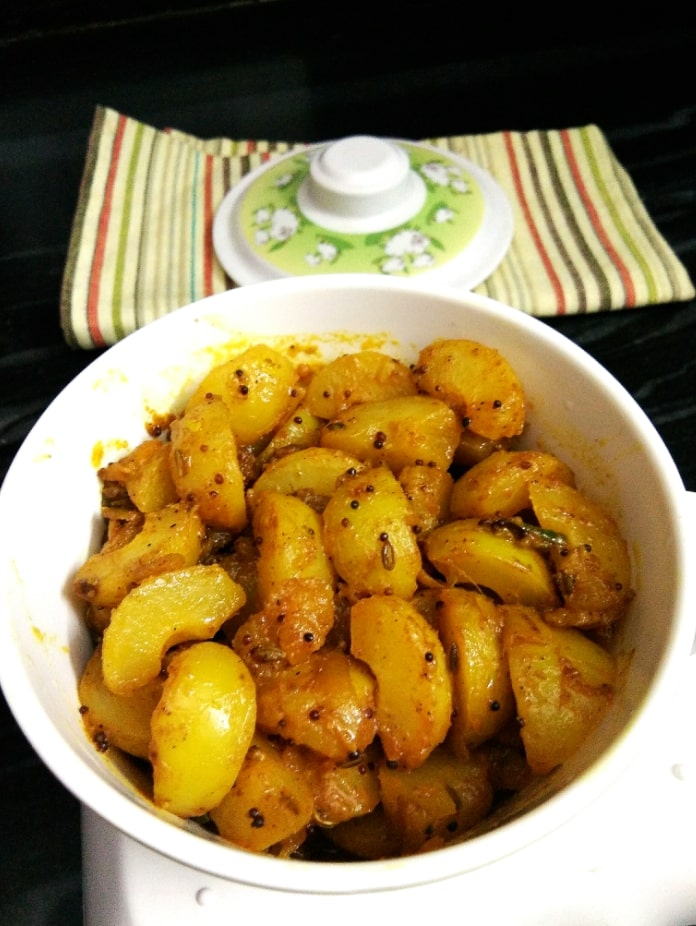 Jaggery Gooseberry Pickle(Sweet And Tangy Amla Pickle)