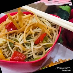 Whosayna's Stirfried Noodles