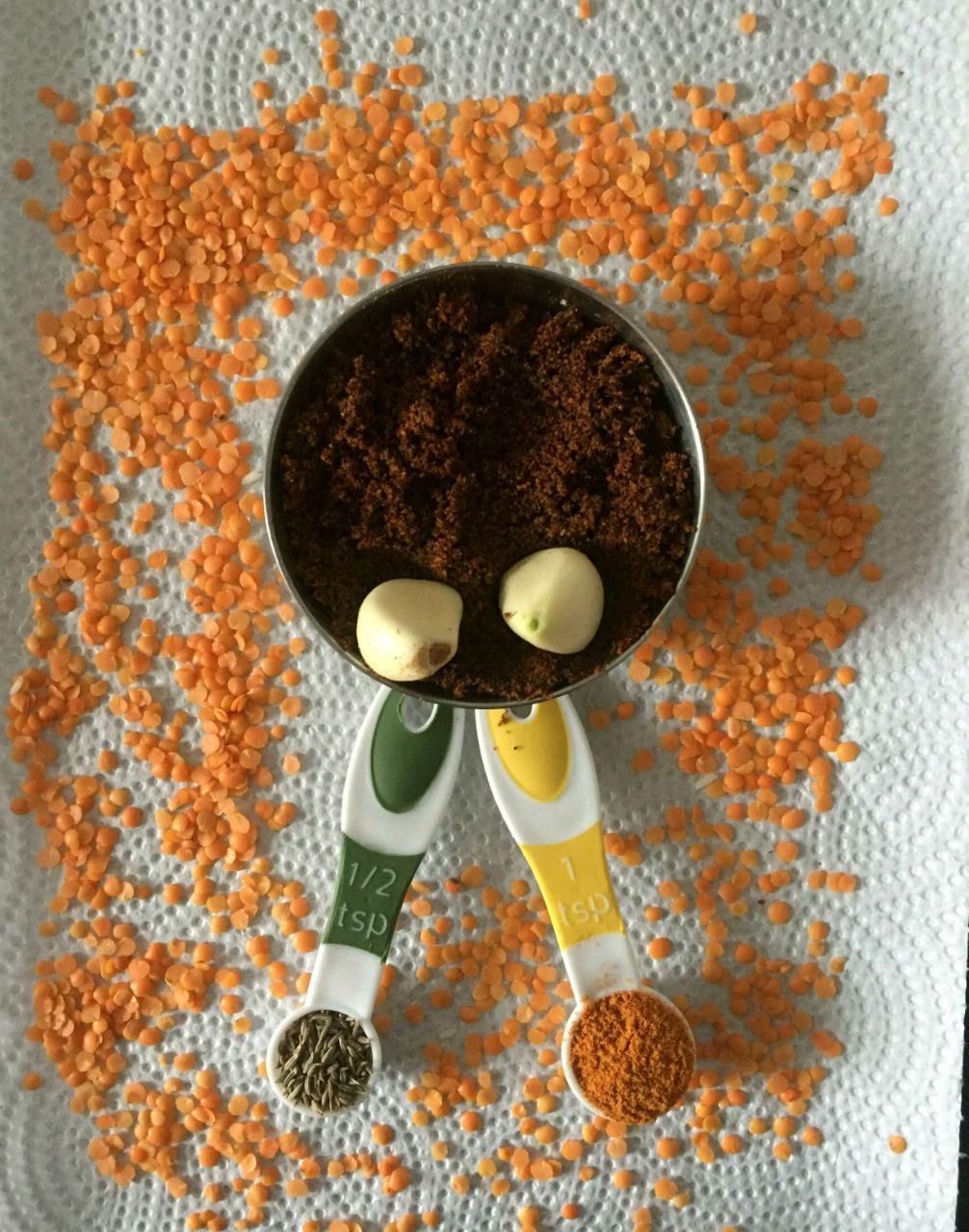 Gurellu Chutey Powder/Sunflower Seeds Powder