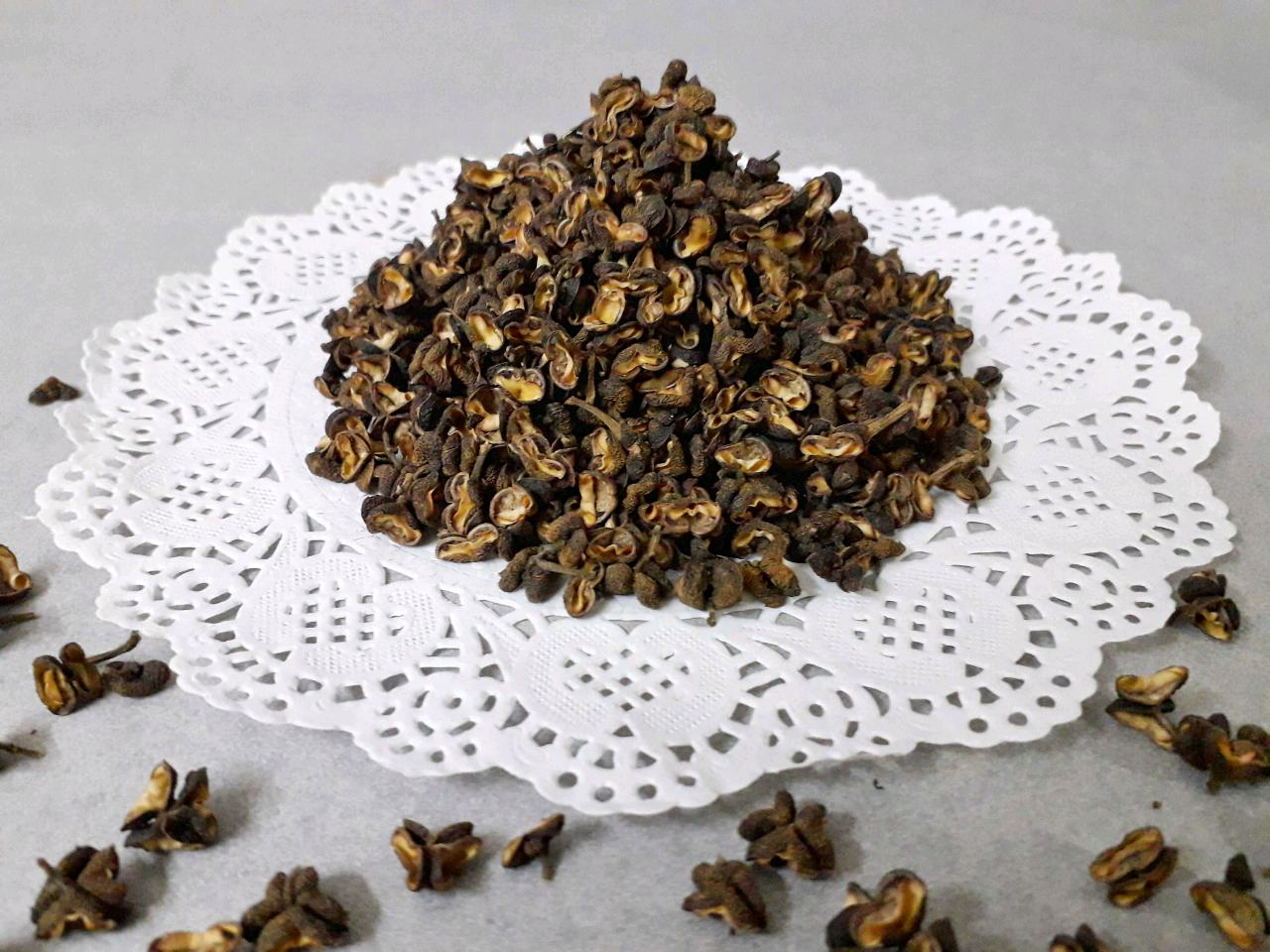 Sun Dried Sichuan Peppercorns