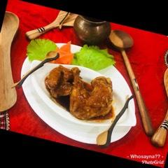 Whosayna's Pot Chicken Tikka