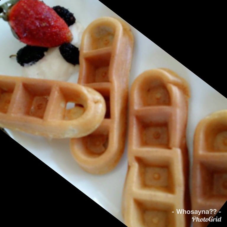 Whosayna's Waffles
